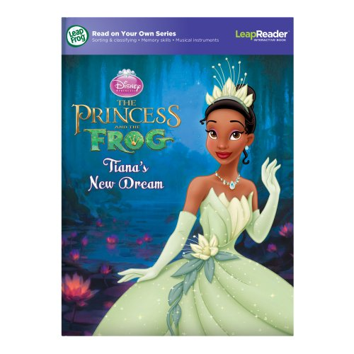 LeapFrog LeapReader Book: Disney Princess and the Frog (works with Tag) by LeapFrog (Image #7)