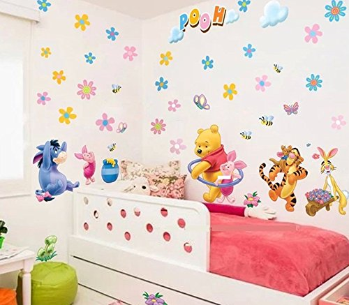 Negozio di sconti online,Adesivi Muro Bambini Winnie The Pooh