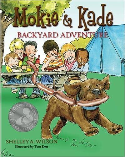 Mokie /& Kade Backyard Adventure