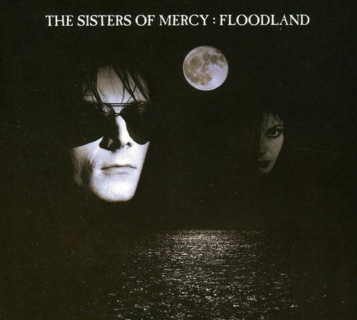 CD : The Sisters of Mercy - Floodland (United Kingdom - Import)