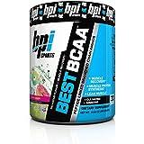 BPI Sports Best BCAA Powder, Sour Candy, 10.58 Ounce