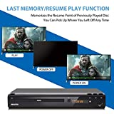 DVD Player, Megatek Home DVD Player for TV with