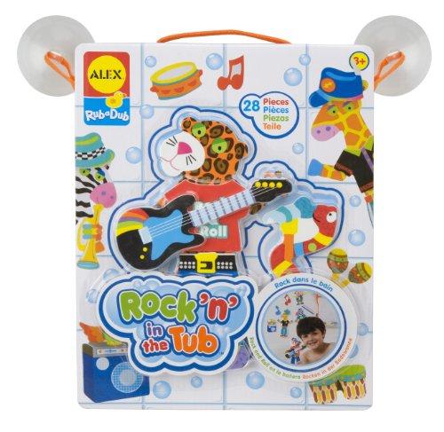 ALEX Toys Rub a Dub Rock