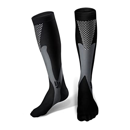 e87a3dd83d Sunfung Graduated Compression Socks 20-30 mmhg For Nurses Cycling Runners  Fitness Weight Lifting Maternity