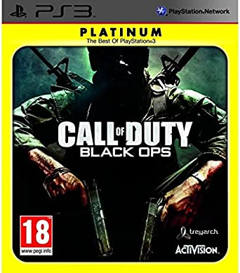 Call Of Duty: Black Ops - Reedición