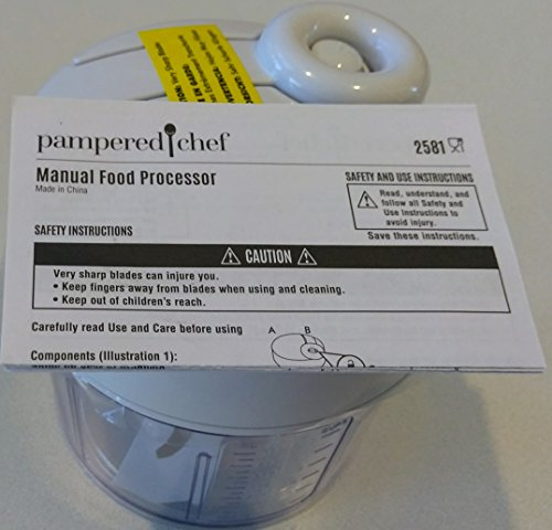 Pampered Chef Manual Food Chopper Reviews