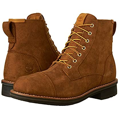 Timberland Westbank 6 Boot Wheat, Men's Combat Boots 7