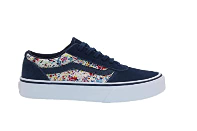 f19b329d Amazon.com | Vans Kids Maddie Skate Sneakers | Sneakers