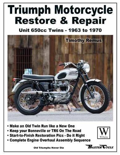Triumph Motorcycle: Restore & - Motorcycle Restore