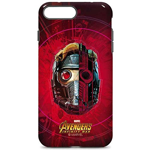 Guardians Of The Galaxy Iphone 8 Plus Case   Star Lord Futurist   Marvel   Skinit Pro Case