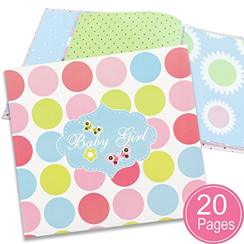 scrapbook album all-in-one kit (butterfly) ()