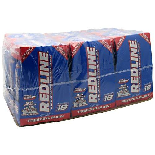 VPX Redline RTD Triple Berry, 24-8 OZ (Rtd Triple Berry)