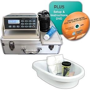 Ionic Detox Foot Bath System