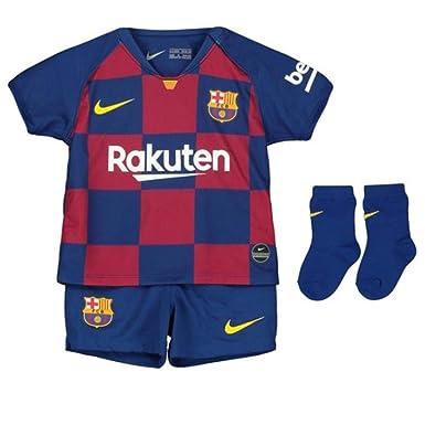 on sale 4fd71 b4084 Nike Fcb I Nk Brt Kit Hm Team Kit FC Barcelona Line Baby ...