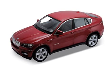 Buy Welly 1 18 Bmw X6 Online At Low Prices In India Amazon In