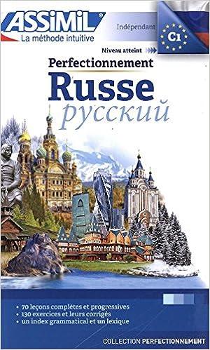 ASSIMIL PERFECTIONNEMENT RUSSE PDF