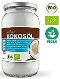 Купить BIO Kokosöl - 1 x 1000mL (1L) - in wiederverschliessbarem Glas