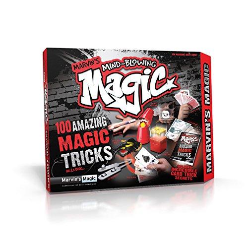 Marvin's Magic Mind Blowing Magic Tricks, Multi, Model:MMB5703