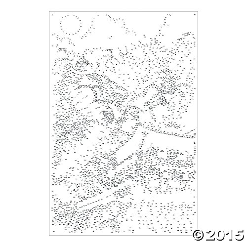 Versatile image regarding free extreme dot to dot printable