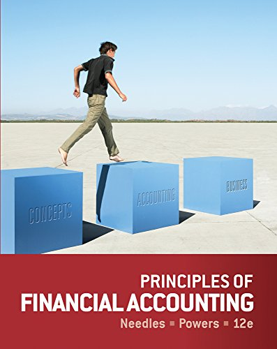 Bundle: Principles of Financial Accounting + CengageNOW Printed Access Card