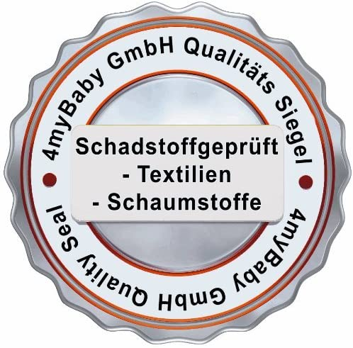 Matelas SWEETY-2 BEST FOR KIDS 70 x 140 x 10 cm CERTIFICAT TÜV 100% coton Matelas pour bébé Matelas pour enfants