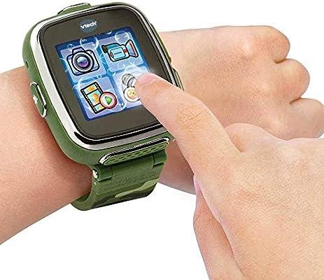 Amazon.com: VTech Kidizoom Smartwatch DX - Camouflage ...