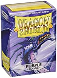 Best Dragon Cards Yugiohs - Fantasy Flight Games Dragon Shields Protective Sleeves, Purple Review