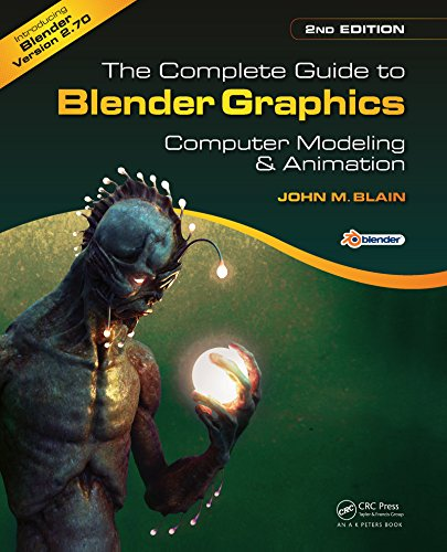 Download The Complete Guide to Blender Graphics, Second Edition: Computer Modeling and Animation Pdf