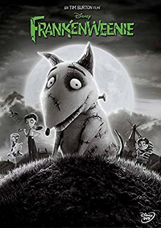 Amazon Com Frankenweenie Charlie Tahan Winona Ryder Martin Short Tim Burton Movies Tv