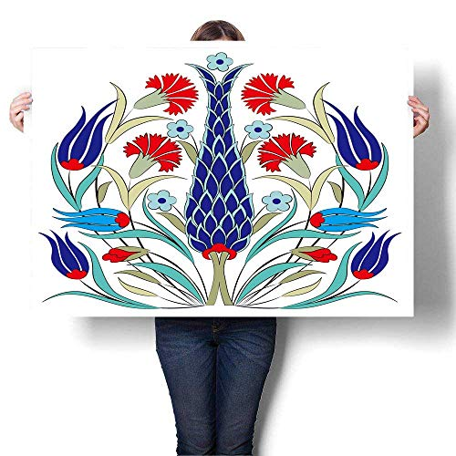 SCOCICI1588 Art Canvas Prints Serie Patterns Designed by tak Advantage of The Former Ottoman Canvas,60