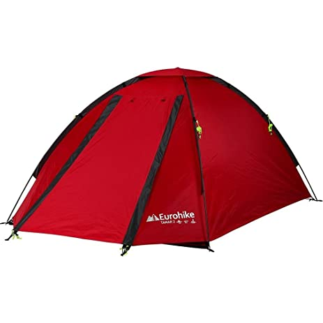 Eurohike Tamar 2 Man Tent Red One Size  sc 1 st  Amazon.com & Amazon.com : Eurohike Tamar 2 Man Tent Red One Size : Sports ...
