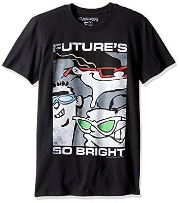 T-Line Men's Ed, EDD N Eddy Future's So Bright Graphic T-Shirt