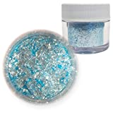 Bakell Soft Blue Food Grade Tinker Dust 4g Decorating Pearl Edible Glitter