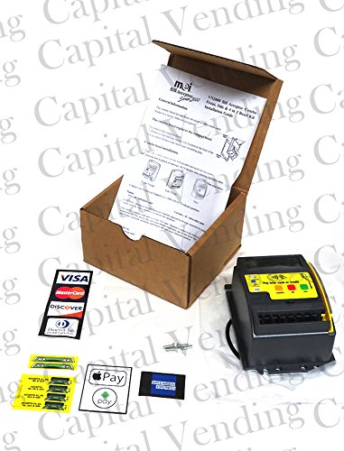 Mars MEI 4 in 1 Credit Card and NFC Mobile Payment Mask for Series 2000 Validators