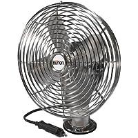 Max Burton 12 Volt Deluxe Metal Fan