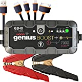 battery buddy - NOCO Genius Boost Plus GB40 1000 Amp 12V UltraSafe Lithium Jump Starter