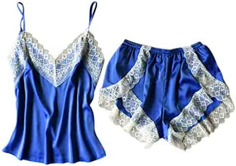 XOWRTE Women's Lace Temptation Babydoll Fashion Sexy Lingerie Bodysuit Nightwear Underwear