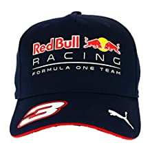 Red Bull Infiniti F1 Racing Drivers Daniel Ricciardo Baseball Cap Official 2017