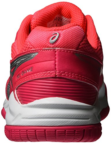 5 Asics Mixte Enfant Blanc De Tennis Chaussures Gel Cass game Gs EExwS4Fq