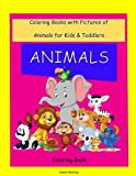 Coloring books for 2 year olds (animals): Magical - Best Reviews Guide