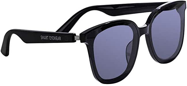 Joick Bluetooth Audio Sunglasses Portable Travel Handsfree Music Wireless Sunglasses Eyewear, Kx-03, Polaroid