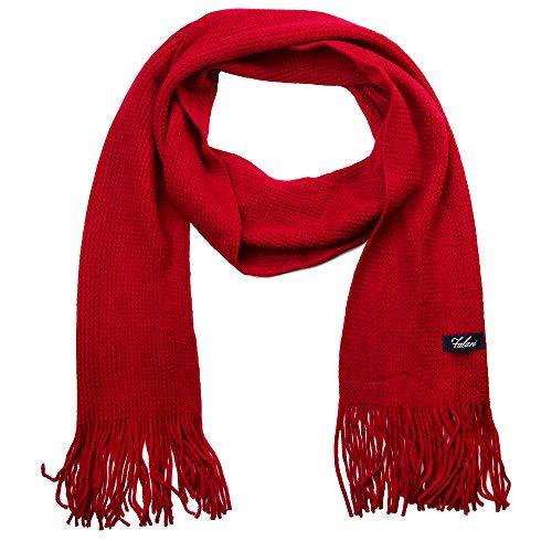 Falari Men Knitted Winter Scarf (Knit Men Scarf)