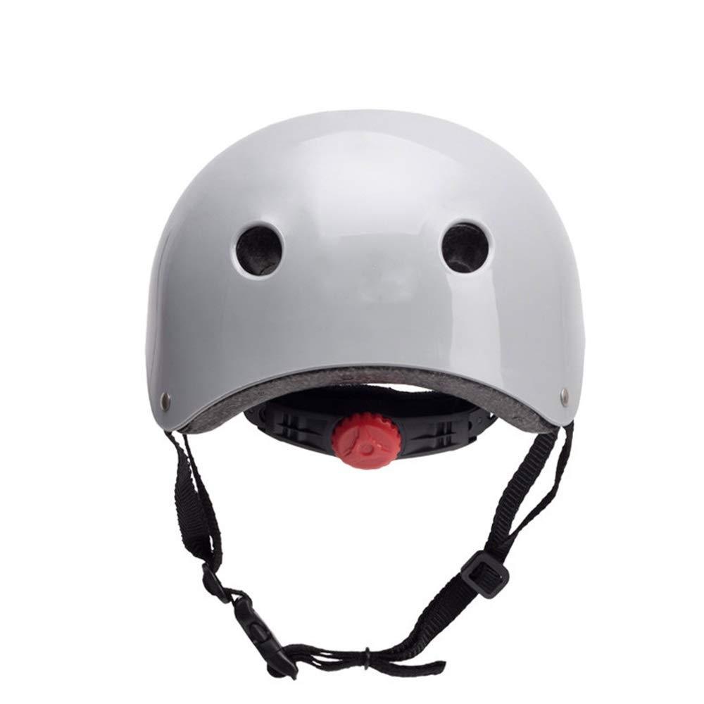 【中古】 幼児用ヘルメット Gray キッズヘルメット、6歳から16歳までのお子様向けに調節可能なサイクリングスケートスキー用スポーツ保護具 Gray B07Q2BXSK7 B07Q2BXSK7, ZNEWMARK(ジニューマーク):bcf3f67b --- beautycity.in