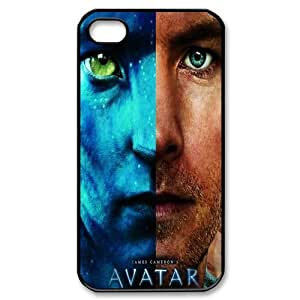 Cool Customized Hollywood Sci-Fi Movies Avatar Iphone 4 4s Case Cover ,Plastic Shell Hard Back Cases Gift Idea At CBRL007