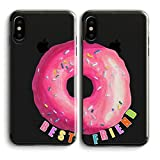 Best Phone Cases Friend Food Phone Cases - Frepstudio Compatible Bff Carton Funny Cute Best Friend Review