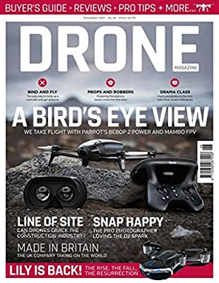 Drone Magazine by Uncooked Media
