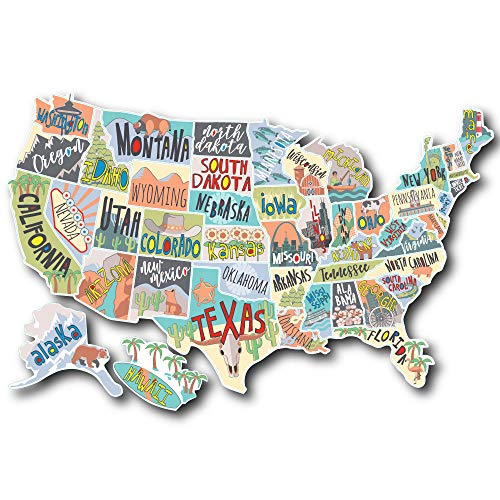 US Travel Map
