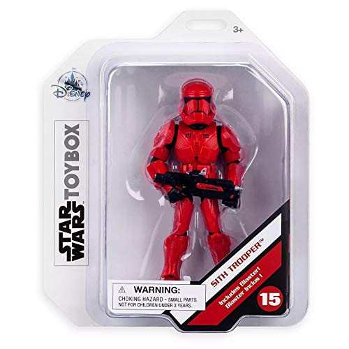 Action Sith Trooper Figure - Star Wars Toybox