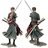 Anime Figurine Action Figure One Piece Roronoa Zoro PVC Doll Model Toy 20cm one-22