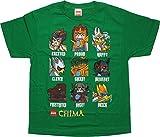 Lego Chima Characteristics Youth T-Shirt